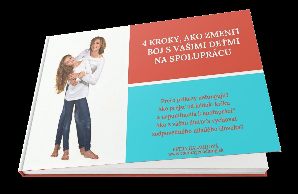 4 kroky, ako zmeniť boj svašimi deťmi naspoluprácu