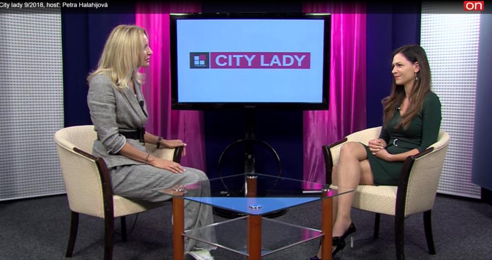 City Lady - TV Bratislava